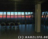 Brockenhotel Aussichtsplattform