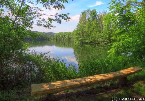 Der Oderparksee