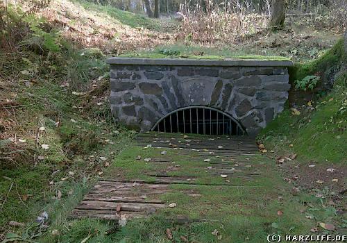 Der Bärenbrucher Wasserlauf