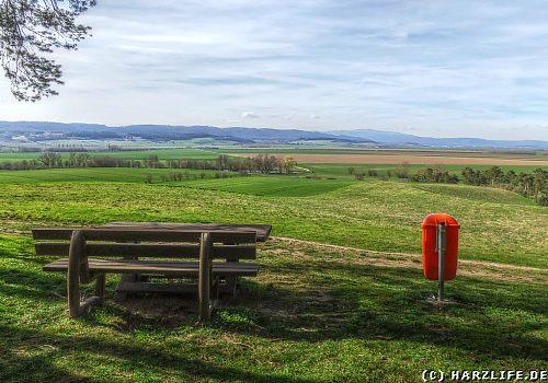 Osterholz - Aussichtspunkt Bocksberg