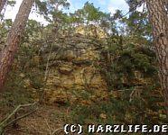 Steilwand am Tyrstein