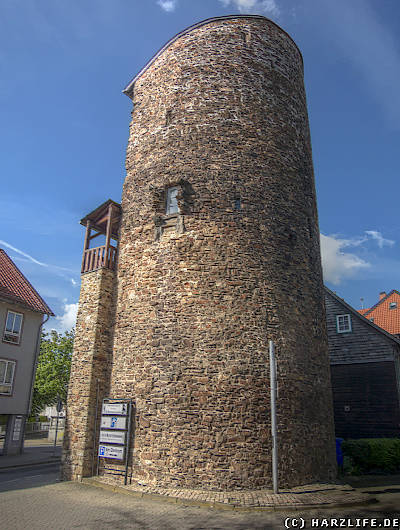 Weberturm Goslar
