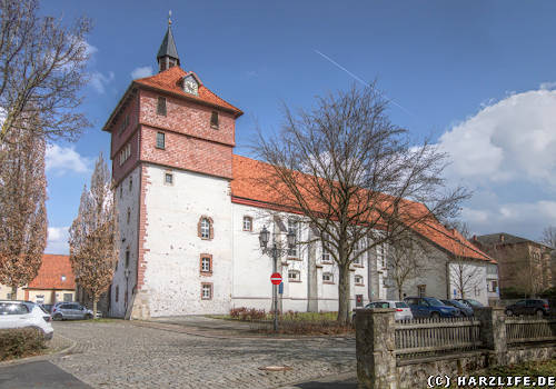 Die Schloßkirche St. Jacobi