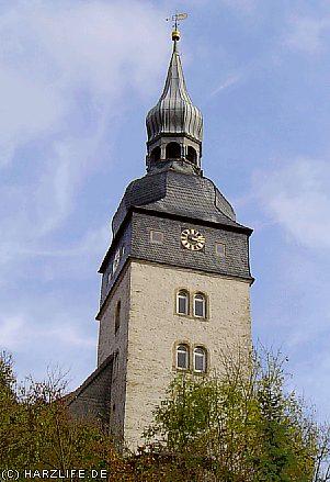 Die evangelische Paul-Gerhardt-Kirche