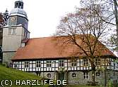 Die im 16. Jahrhundert erbaute Kirche Maria Magdalena
