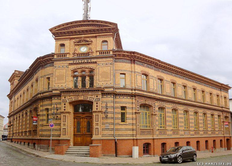 Die Alte Post in Nordhausen