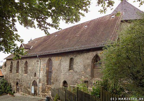 Altendorfer Kirche in Nordhausen