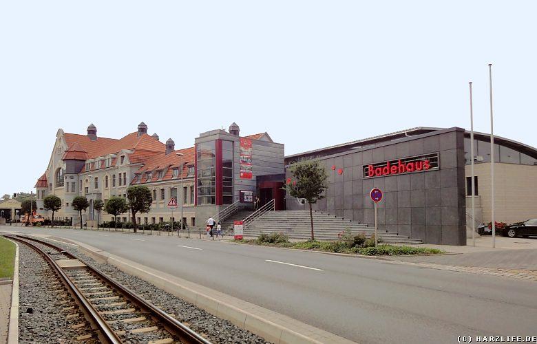 Das Badehaus in Nordhausen