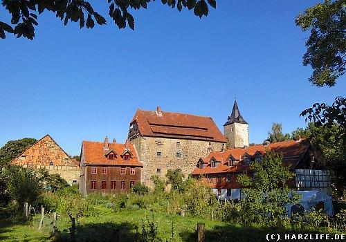 Burg Lutter in Lutter am Barenberge