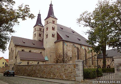 Der Dom in Nordhausen