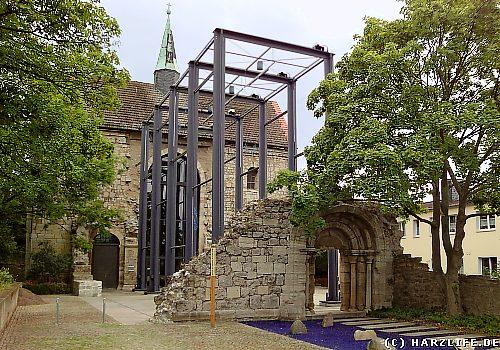 Kirche St. Mariae virginis in monte in Nordhausen