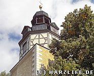 Kirchturm der Marienkirche