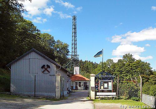 Schachtanlage Knesebeck in Bad Grund