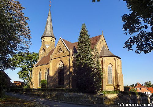 St.-Georg-Kirche in Lutter am Barenberge