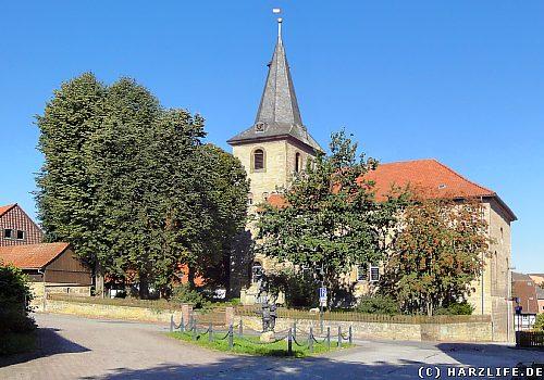 Nikolai-Kirche in Mechtshausen