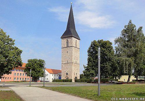 Der Petriturm in Nordhausen
