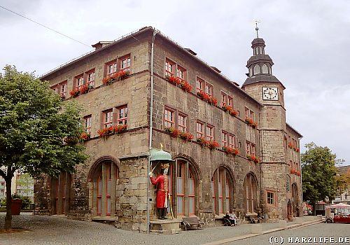 Das Alte Rathaus von Nordhausen