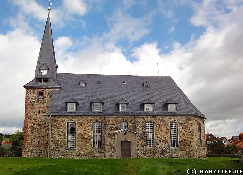 St.-Andreas-Kirche in Königerode