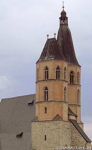 St. Blasii Kirche in Nordhausen