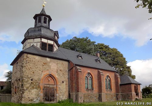 St.-Matthäus-Kirche in Hermerode