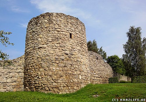 Stadtmauer von Nordhausen