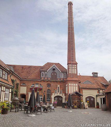 Die Traditionsbrennerei in Nordhausen