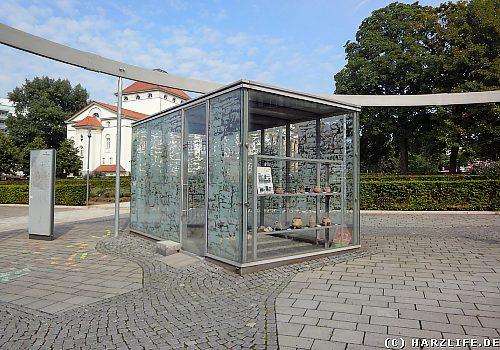 Glausbau über dem Zwinger von Nordhausen