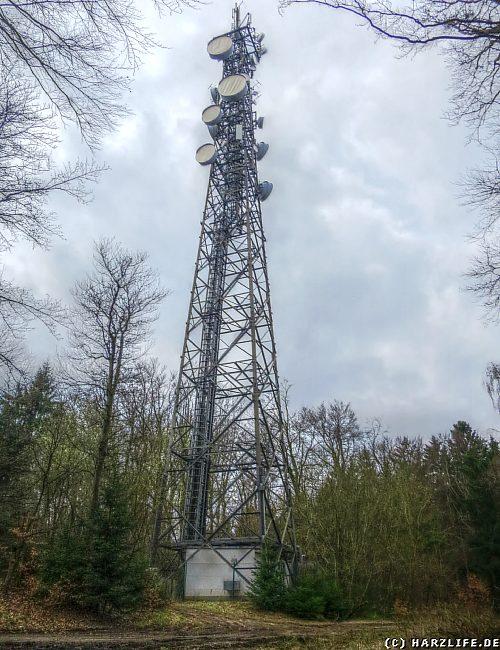 Antennenmast auf der Viktorshöhe