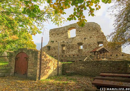 Burgruine Stapelburg