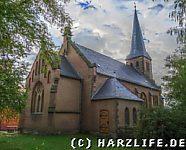 Kirche Stapelburg
