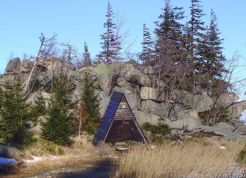 An der Kleinen Zeterklippe