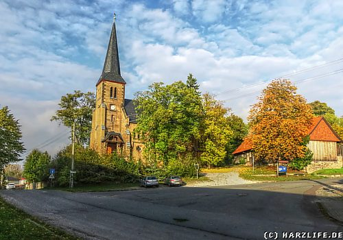 Stapelburg - Kirche