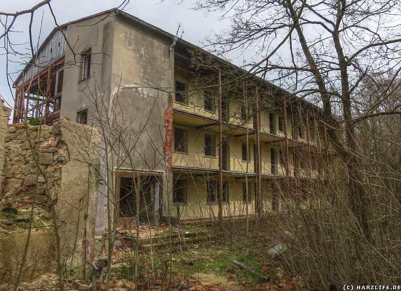 Ferien-Appartementgebäude auf der Viktorshöhe