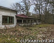 Ausflugsgaststätte mit Terrasse