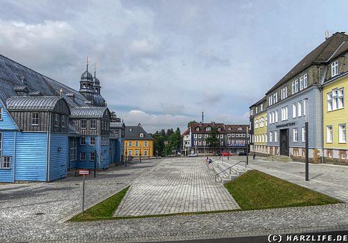 Bauwerke im Stadtteil Clausthal