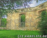 Ruine der Franzosenkirche