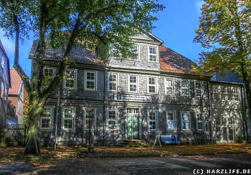 Das Oberharzer Bergwerksmuseum in Clausthal-Zellerfeld