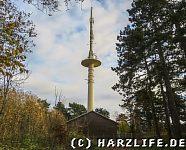 Die Antennenanlage