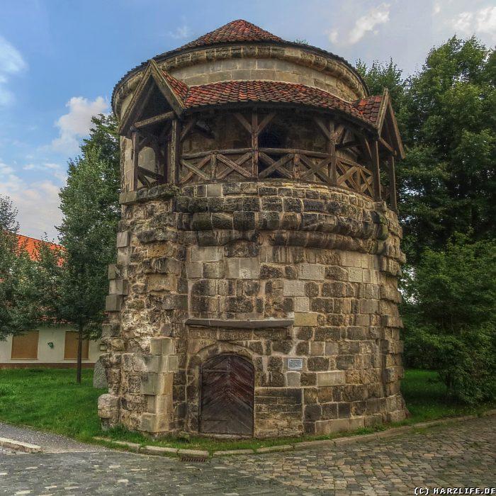 Halberstadt - Wassertorturm