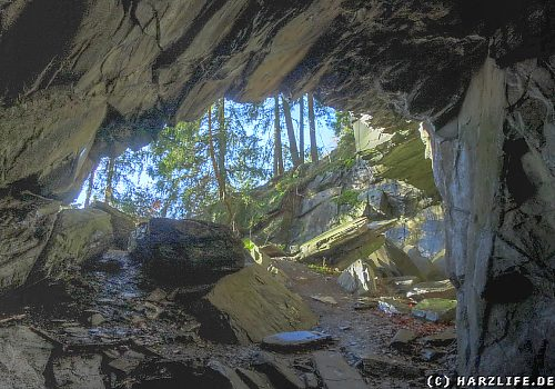 An der Bärenhöhle
