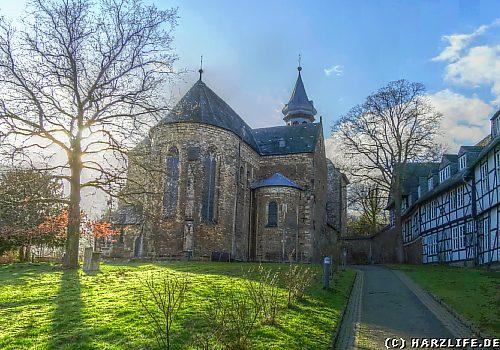 Die Frankenberger Kirche