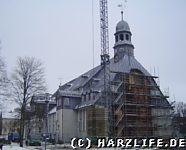 Marktkirche ohne Glockenturm
