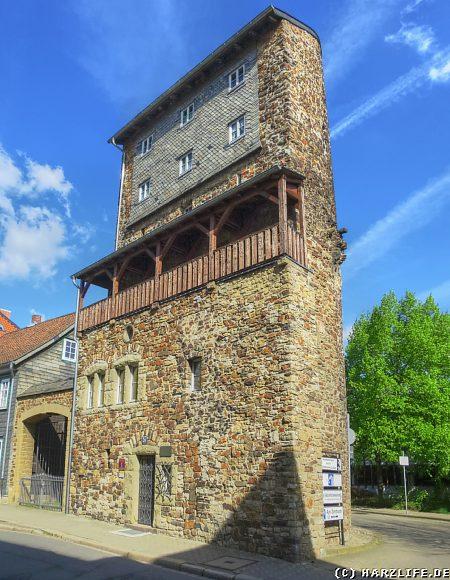 Der Weberturm in Goslar