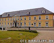 Clausthal - Das Amtshaus