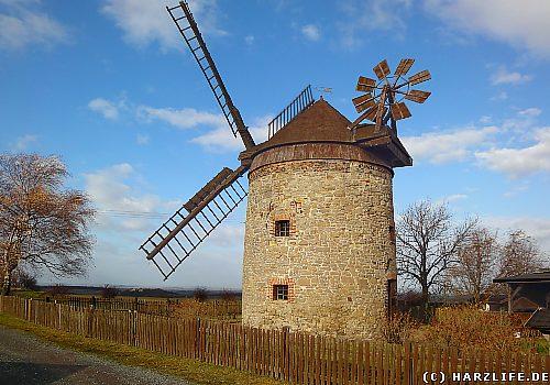 Die Endorfer Turmwindmühle