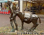 Das Eseltreiberdenkmal