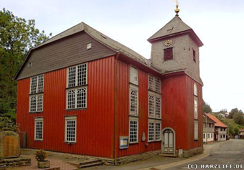 Die Kirche von Lerbach