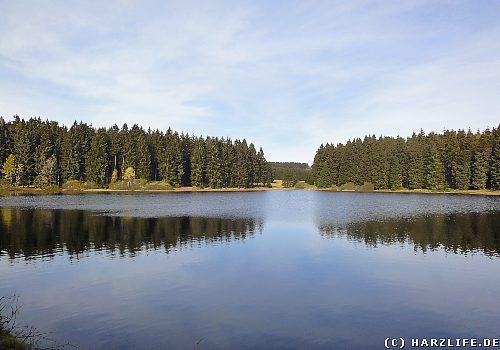 Der Obere Flambacher Teich