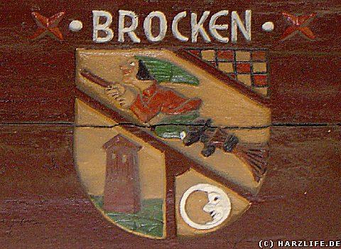 Brocken-Wappen
