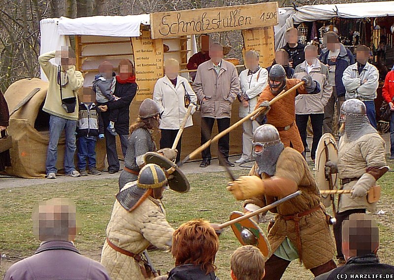 Wikingerkampf